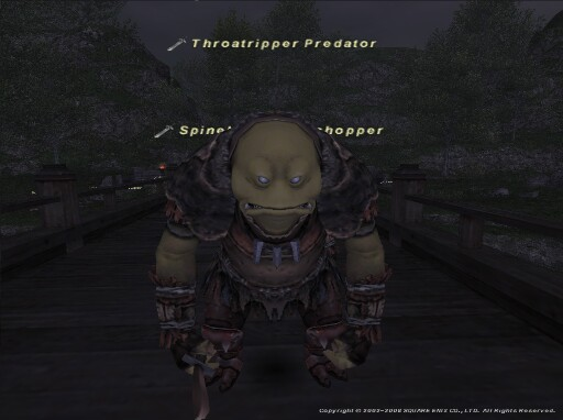 Throatripper Predator