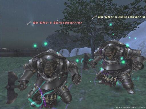 Bo'Dho's Shieldwarrior - ボ・ド シールドウォリアー