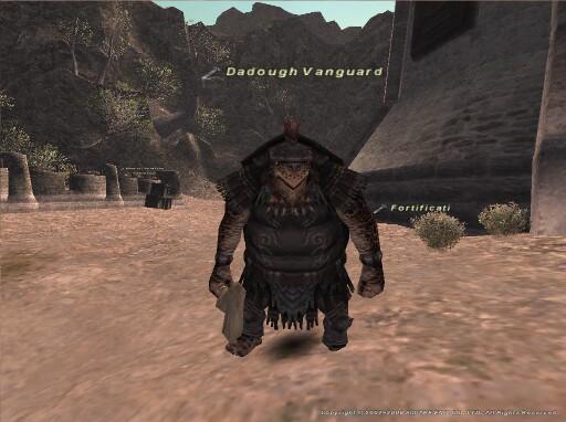 Dadough Vanguard - ダードフ ヴァンガード