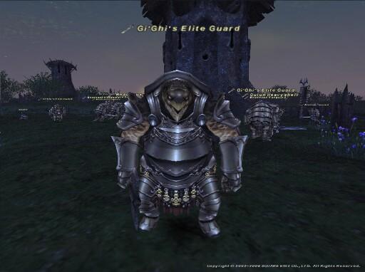 Gi'Ghis Elite Guard - ギ・ギ エリートガード