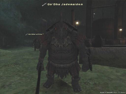 Go'Dha Jademaiden - ゴ・ダ ジェイドメイデン