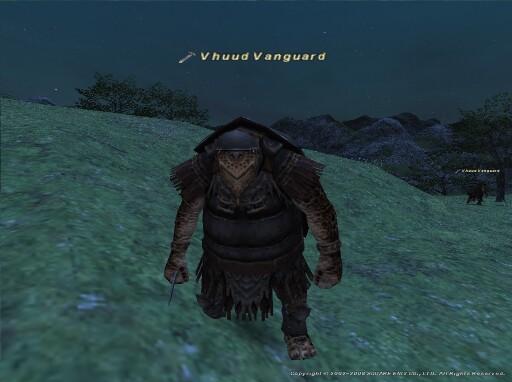 Vhuud Vanguard - ヴード ヴァンガード