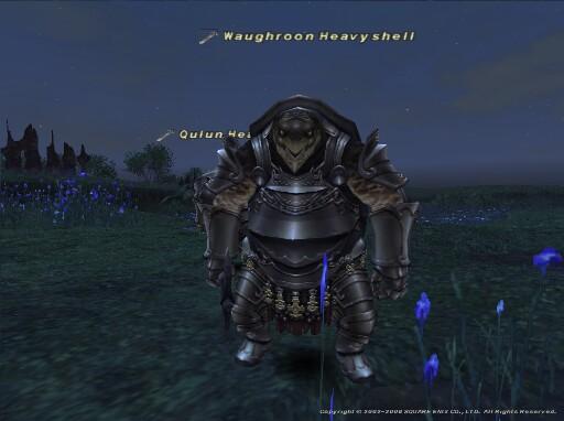 Waughronn Heavyshell - ワールン ヘヴィシェル