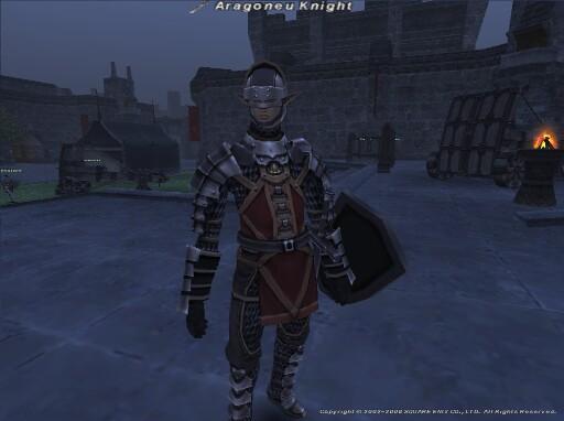 Aragoneu Knight - アラゴーニュナイト