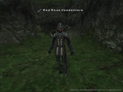 Red Rose Condottiere - レッドローズ・コンドッティエーレ