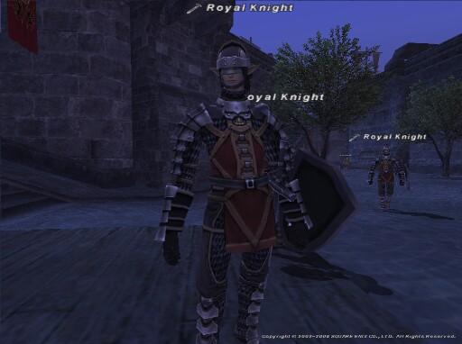 Royal Knight - ロイヤルナイト