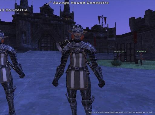 Savage Hound Condottiere - サベッジハウンド・コンドッティエーレ