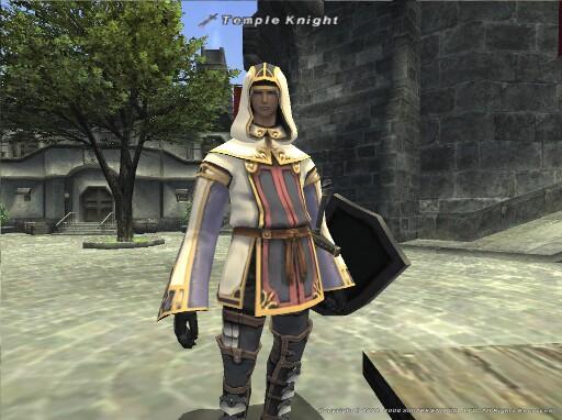 Temple Knight - テンプルナイト