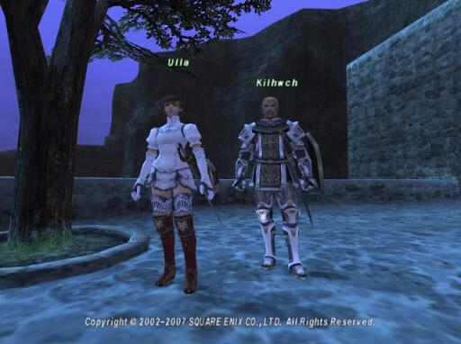 Ulla&kilhwch(ウラ&キリッチ)