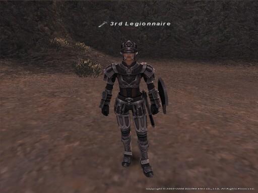 3rd Legionnaire - サード・レジオネール