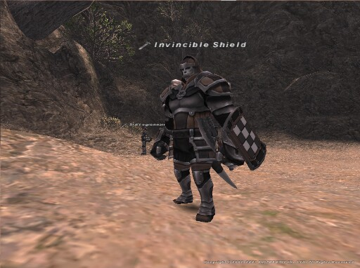 Invincible Shield - インビンシブルシールド